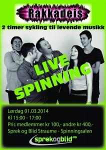 LiveSpinning